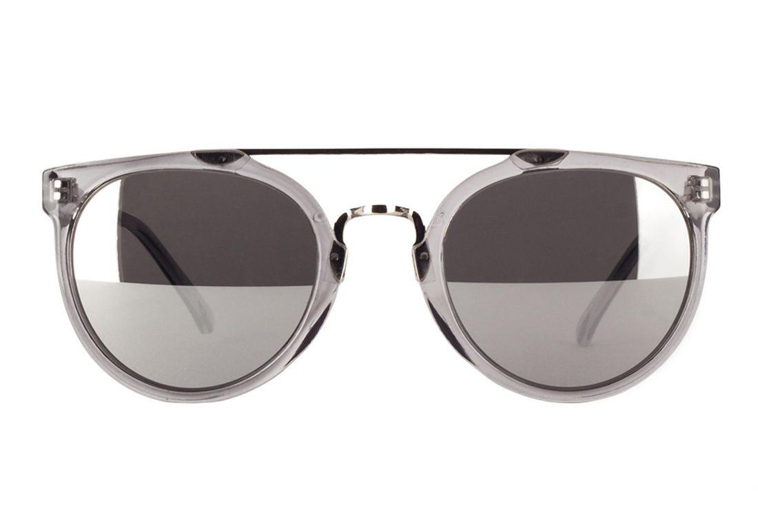 11619-A-Soo-Hie-donker-en-helder-zilveren-zonnebril-met-grijze-spiegelglazen-kopen-bij-Brillenkopen.nl-voorkant